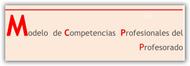 Modelo de competencias profesionales del profesorado
